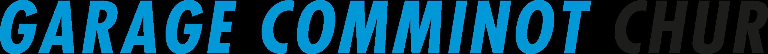 Logo Garage Comminot Chur